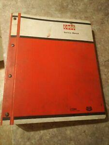 Case 680 Construction King Loader Backhoe Original Shop Service Repair Manual