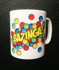 BAZINGA Mug with Personalised Name or message