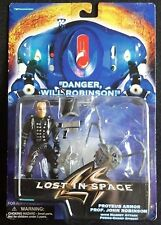 Trendmasters 1997 Lost In Space Action Figures Prof John Robinson Mib