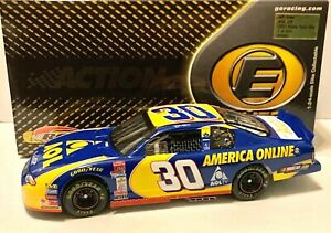 Jeff Green 2002 RCCA Elite 1/24 #30 AOL Racing NASCAR Chevrolet Only 600 Made