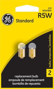 Tail Light Bulb-Base GE Lighting R5W/BP2