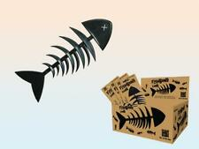 Plastic Fishbone Comb Novelty Gift Fish Bone