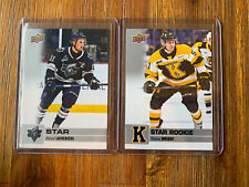 2019-20 Upper Deck CHL Stars and Star Rookies  YOU PICK  #301-400