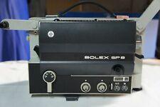 Projecteur BOLEX Super 8 Sonore - Bon Etat. Fonctionnant.