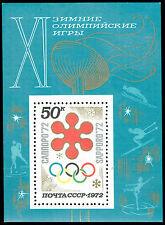 Scott # 3949 - 1972 - ' SAPPORO ' 72 Emblem '; S/S