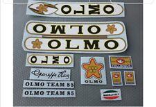 Kit adesivi compatibili Olmo Team 85 decals