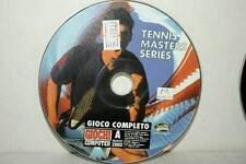 TENNIS MASTERS SERIES GIOCO USATO PC CD ROM VERSIONE ITALIANA GD1 47931