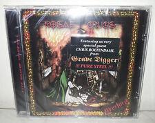 CD ROSAE CRUCIS - FEDE POTERE VENDETTA - Overlord Edition - NUOVO NEW