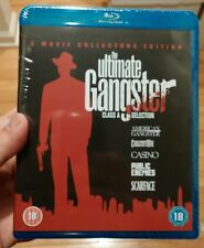 The Ultimate Gangster: Class A Selection (Blu-ray Disc,2011,5-Disc Set)Brand NEW