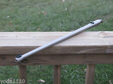"""Ruger 10/22 SS Stainless 20"""" LONG rifle barrel OEM adjustable sights brass bead"""