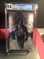 Detective Comics #1000 CGC 9.8 Bulletproof Comics Dell Otto VIRGIN BATS COVER