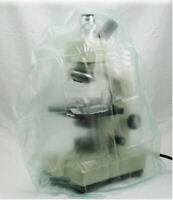 Dust Cover Microscope PVC PE Plastic Storage Dust-proof Cover Protective Pouch