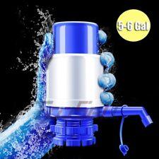 6 Gal Home Office Drinking Water Bottle Bottled Dispenser Pump Manual Hand Press