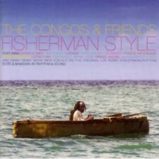 Congos & Friends - Fisherman Style U ROX MAX ROMEO 2CD NEU