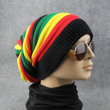 Boy Girl Winter Warm Colorful Beanie Soft Knitted Crochet Hat Cap Brand New