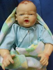 "Vintage Baby Doll 1948 Effanbee Character 20"" Rubber & Cloth Usa baby clothes"