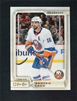 2018-19 18-19 Upper Deck UD O-Pee-Chee OPC Base #268 Andrew Ladd