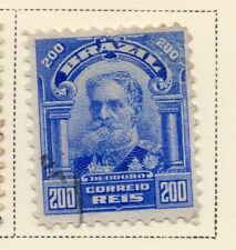 Brazil 1906-15 Early Issue Fine Used 200r. NW-11986