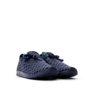 Native Shoes Apollo Moc Print Adult Regetta Blue Lightning 21102401-8328