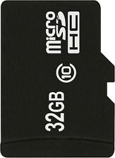 32 GB microSD HC class 10 memoria para samsung galaxy sii s2 Plus