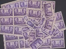 {Bj Stamps} 941 Tennessee Statehood. Mint 3¢ Stamps 100 mint stamps. 1946