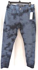MICHAEL KORS WOMENS SKINNY BASICS REAL NAVY FADED SIZE 4 SPECIAL SALE PRICE