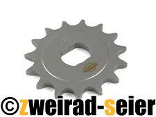 Ritzel 15 Zähne 1.Qualität Simson S51 S53 S70 S83 SR50 SR80 Schwalbe KR51/2