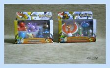 Pokemon MISB BANDAI LOT X 2 Figure set 2010 Action Figure Vintage
