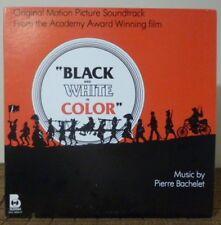 Black And White In Color - Soundtrack - Pierre Bachelet - 1977 -  VG+  Vinyl LP