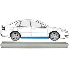 Subaru Legacy 1998-2007 Schweller Reparaturblech / Rechts = Links / Symmetrisch