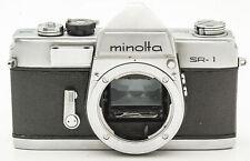 Minolta SR-1 SR1 Gehäuse Body Spiegelreflexkamera SLR Kamera