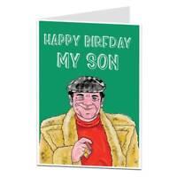Funny Happy Birthday Card For Son 30th 40th 50th