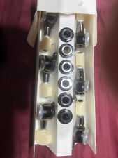 Gotoh SG381-M07 MGT 6 in Line Locking IVORY Buttons LEFT-HANDED COSMO BLACK