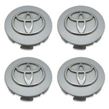 "Set of 4- OEM 03-08 Toyota Solara Highlander 17"" Wheel Center Caps Hubcaps"
