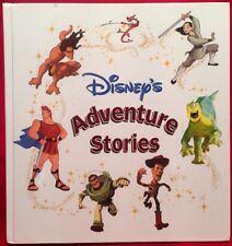 Disney's Adventure Stories by Sarah E. Heller (2001, Hardcover)