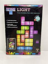 Tetris Puzzle Light Stapelbare LED-Lampe Nachtlicht Spielzeug zusammenbauen