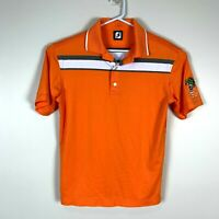 Footjoy Premium Golf Polo Shirt Size Men's Medium