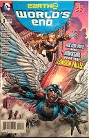 Earth 2 World's End #3 NM- 1st Print Free UK P&P DC Comics
