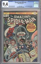 Amazing Spider-Man #131 CGC 9.4 (Marvel 1974) Doctor Octopus & Aunt May Wedding