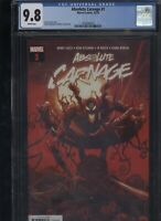 Absolute Carnage #1 CGC 9.8 Donny Cates 2019 AMAZING SPIDER-MAN Venom