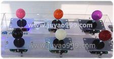 Sanwa JLF-TP-8YT joystick for arcade game machine, multi color for choosing