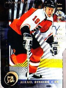 1997-98 Donruss Press Proofs Gold #151 Mikael Renberg