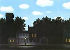 Tela Canvas Magritte cod 31 cm.70x100 Stampa Printing Digital Art papiarte