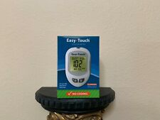 Easy Touch Blood Glucose Meter Monitor KIT--Freaky Fast Shipping!!!