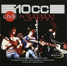 10cc - Live In Japan [New CD] Asia - Import