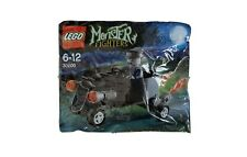 Lego Monster Fighters - Zombie Chauffeur Coffin Car - 30200 New & Sealed