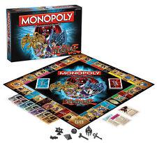 YU-GI-OH! Edition MONOPOLY® New 2016 AGE 8+ Usaopoly