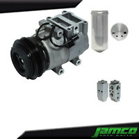 New AC Compressor Short Kit for Kia Spectra 1.8L JP1858CK See Fitment Notes