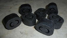 Triumph Dolomite SPRINT ** EXHAUST MOUNTING RUBBER ** Set of 7
