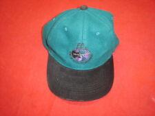 B B KING  ~ KING OF THE BLUES WORLDWIDE   GREEN & BLACK BASEBALL CAP